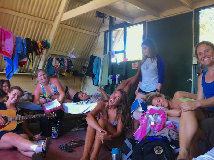 maui surfer girls camp staff CIT