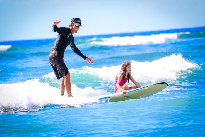 kids surf lessons hawaii