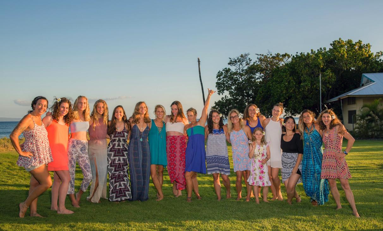 maui female surf instructors