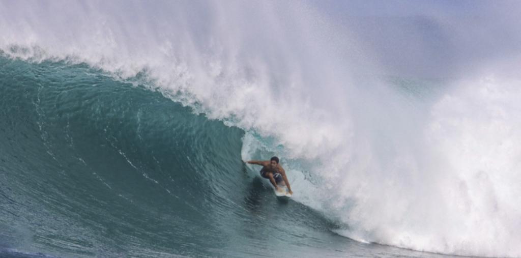 Legends of the Bay 2020 Honolua Maui Surf Contest