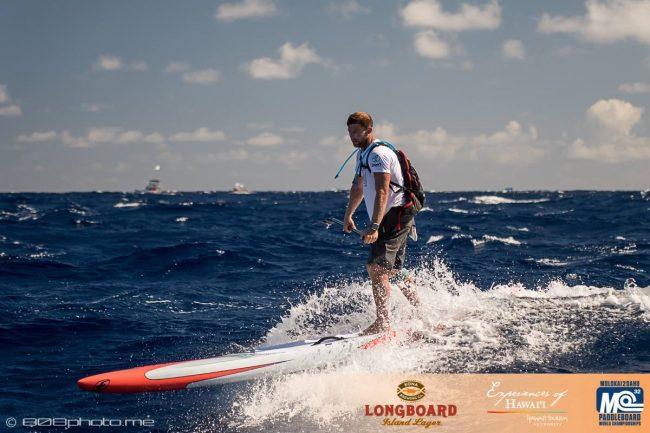josh riccio paddle maui sup surf